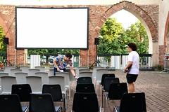 RESTATE IN CITTA' - CINEMA ALL'APERTO  07 LUGLIO 2019 Foto A. Artusa
