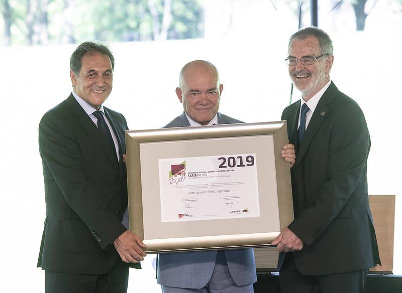 Eusko Ikaskuntza - Laboral Kutxa Saria 2019