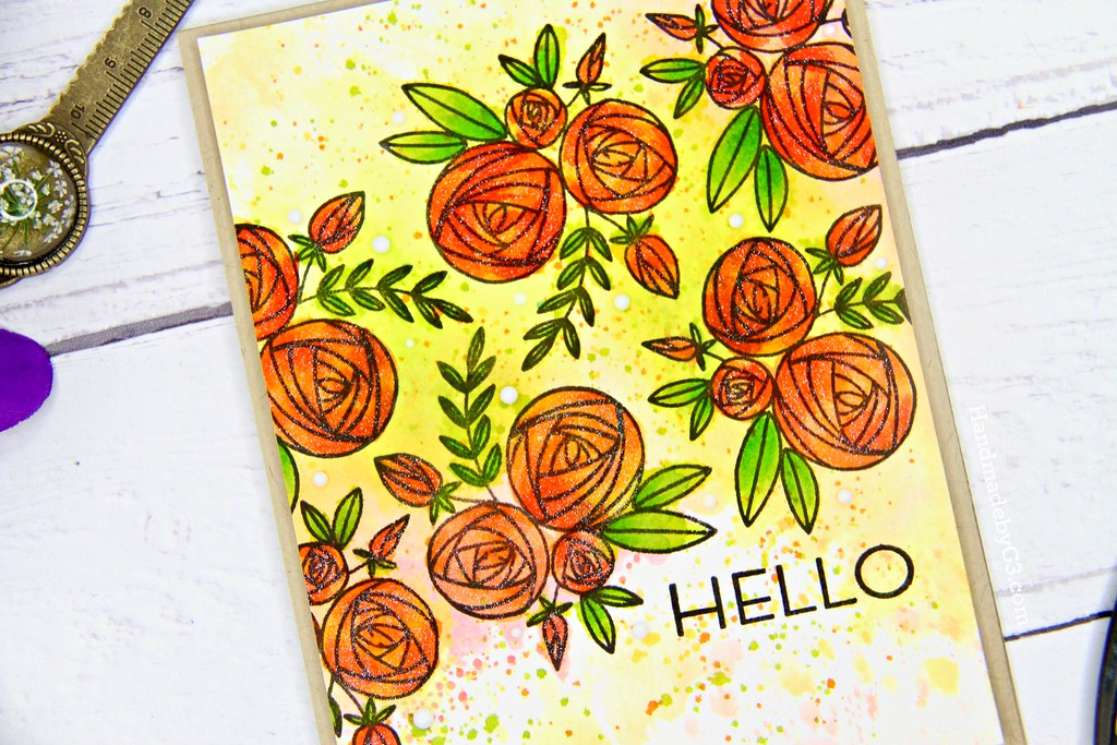 ACEP Creative Watercolor Media card closeup