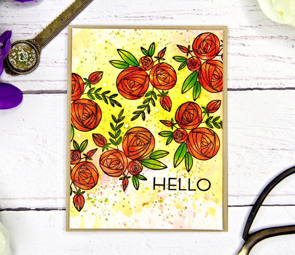 ACEP Creative Watercolor Media card