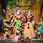 ISKCON Pune NVCC Deity Darshan 10 July 2019