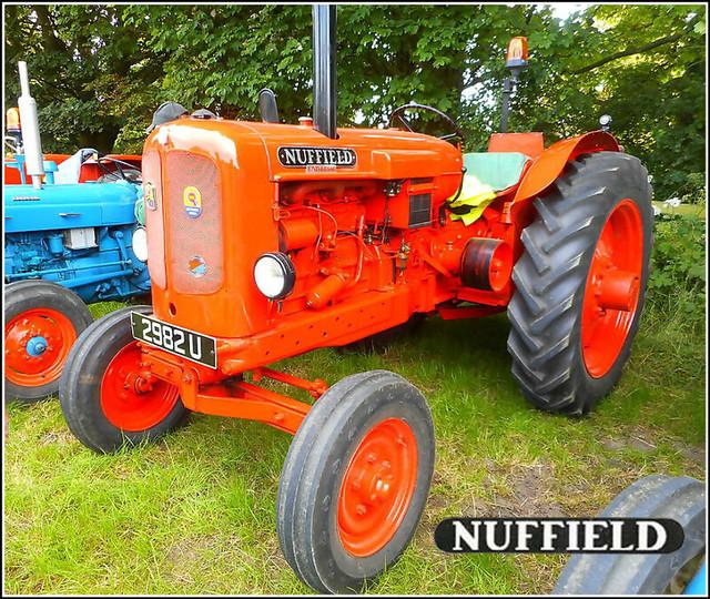 Nuffield Farm Tractor ...