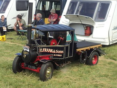 drewgrantuk posted a photo:	2010Foden Steam Wagon in 4½inch scale