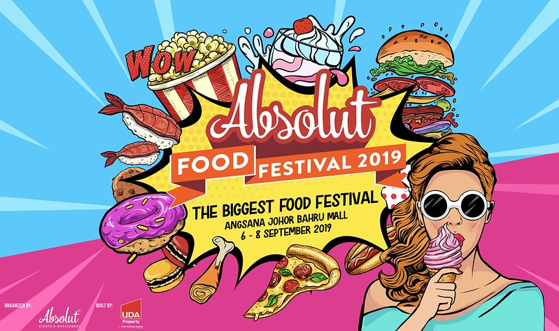 Absolut Food Festival 2019