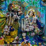 ISKCON Vrindavan Deity Darshan 10 July 2019