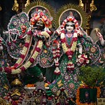 ISKCON Ujjain Deity Darshan 10 July 2019