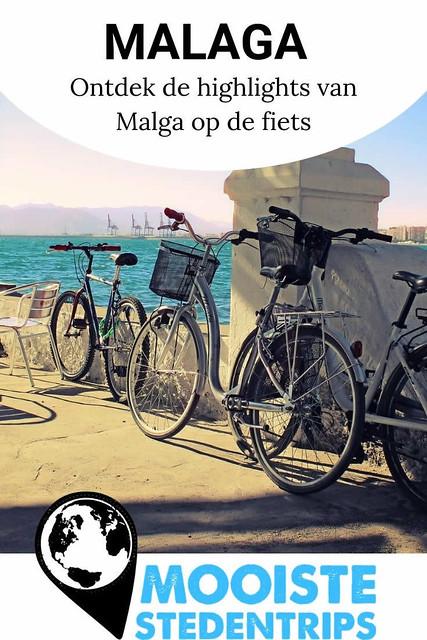 Fietsen in Malaga, ontdek Malaga op de fiets | Mooistestedentrips.nl