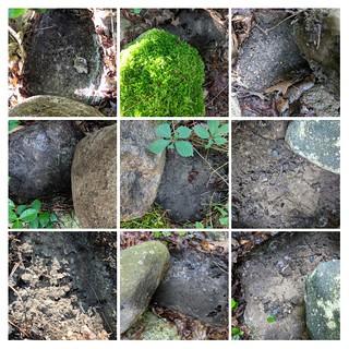 CLMOOC Under Rocks Feldgang