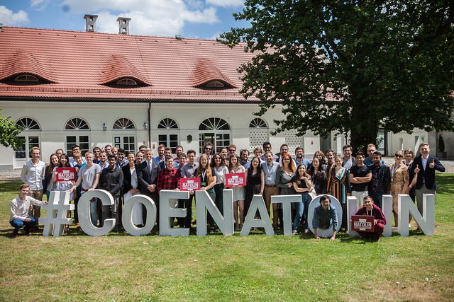 European Round Robin Debating Championships at Natolin - 6-7.07.2019