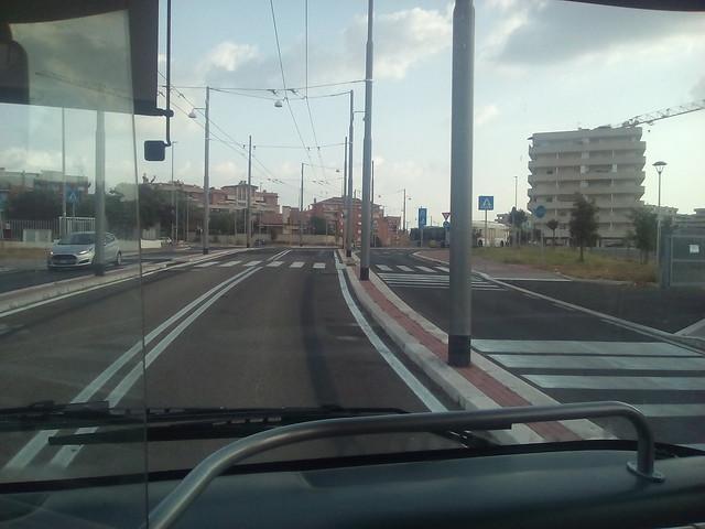 nuova linea filobus 74 a fonte laurentina - comune di roma - dal 08 luglio 2019