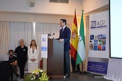 2019_07_10 Presentaci�n de la Memoria 2018 de la Asociaci�n de Grandes Industrias del Campo de Gibraltar.