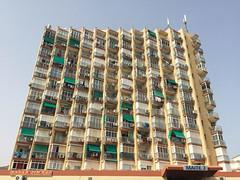 Building in Benalm�dena, Spain