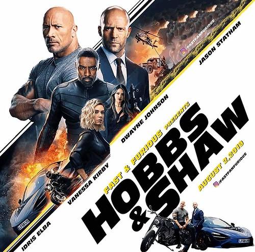 Hobbs & Shaw - Poster 7