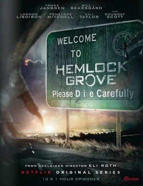 Hemlock Grove - Poster 3