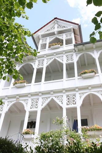 Rügen Bäderarchitektur