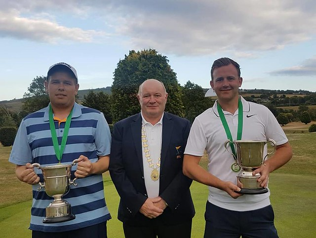 2019 National Gents Strokeplay Build-Up: Day Two