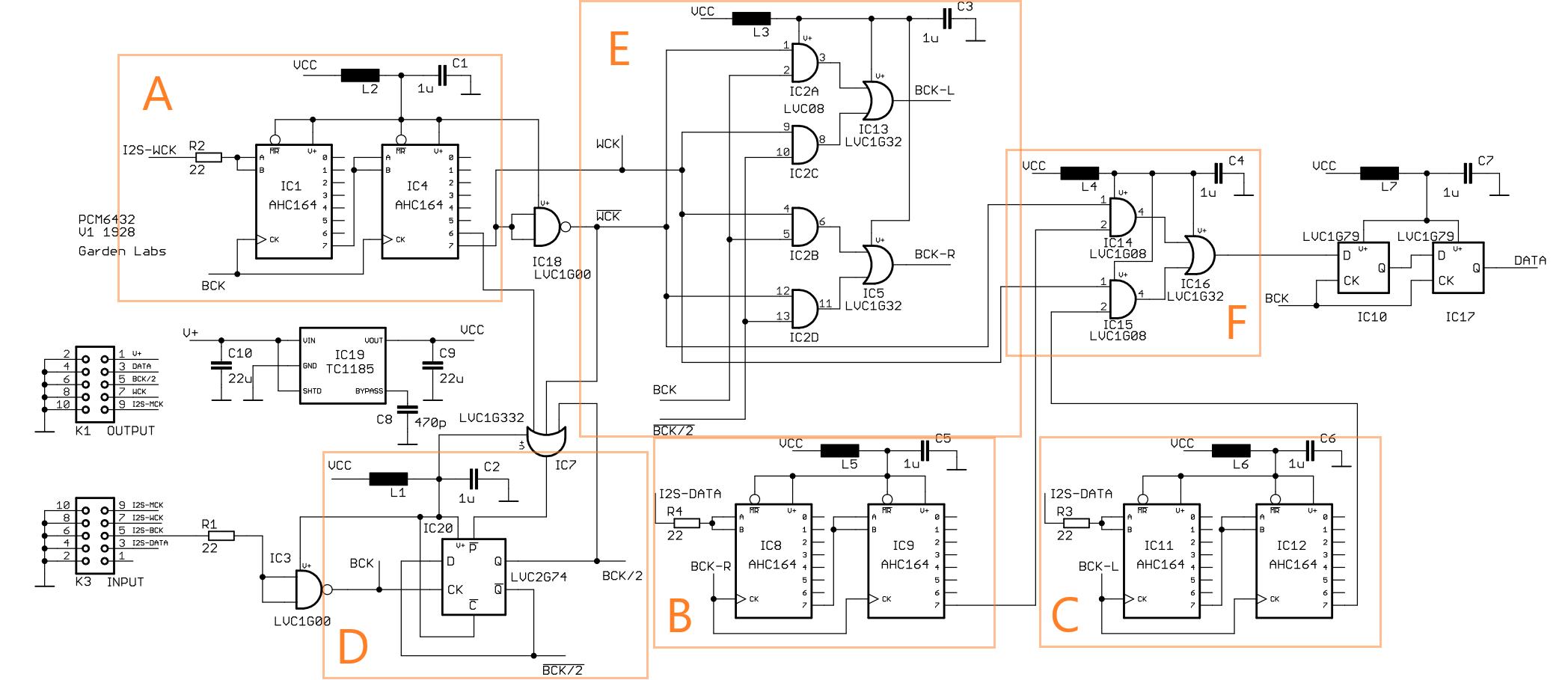 Scheda PCM6432 per TDA1541 48249297562_c6dc14e121_o_d