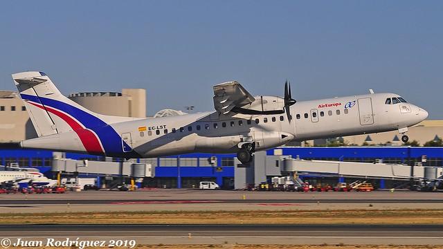 EC-LST - Air Europa - ATR 72-201 - PMI/LEPA