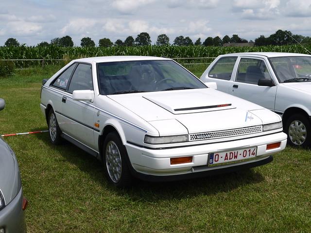 Nissan Silvia 1.8 Turbo 1984-1986