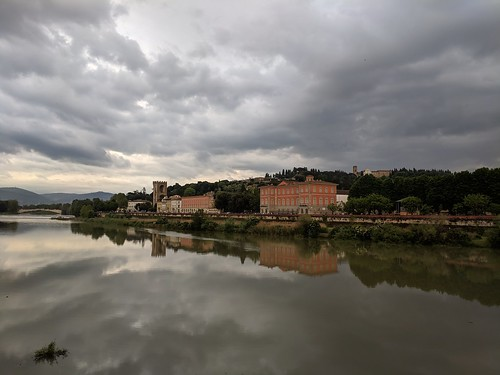 The Arno, Florence