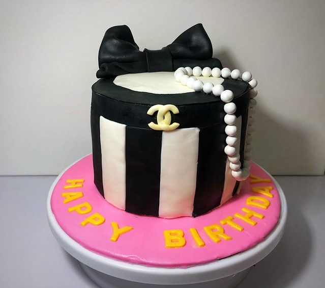 Cake by AJMarie Bakery