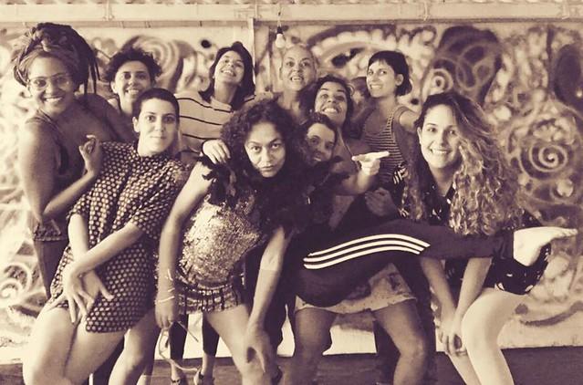 Programação Palco Giratório 2019 - Espetáculos 12/7 (Les Artistes Café Teatro)