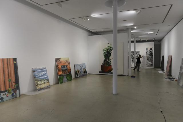 «Begira» Exposición colectiva de pintura de la colección de BilbaoArte