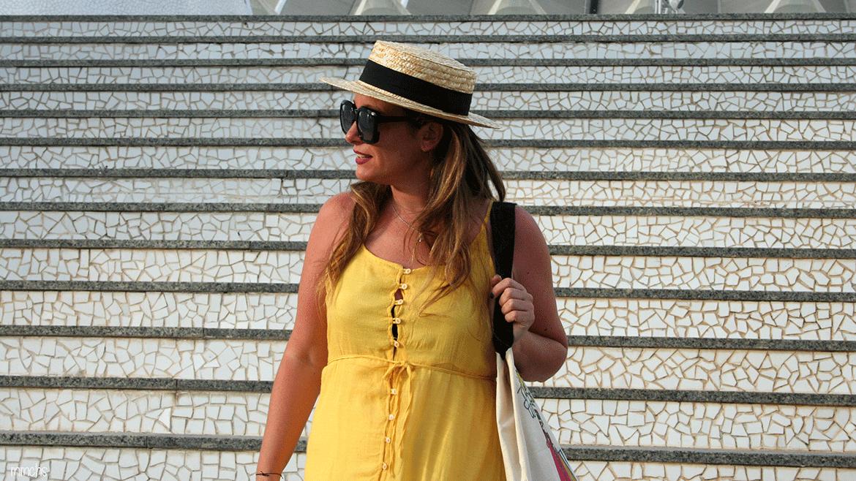 El sombrero canotier es para el verano