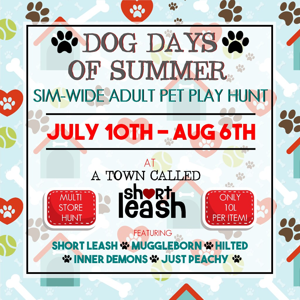 ? Dog Days of Summer 2019 Hunt ?