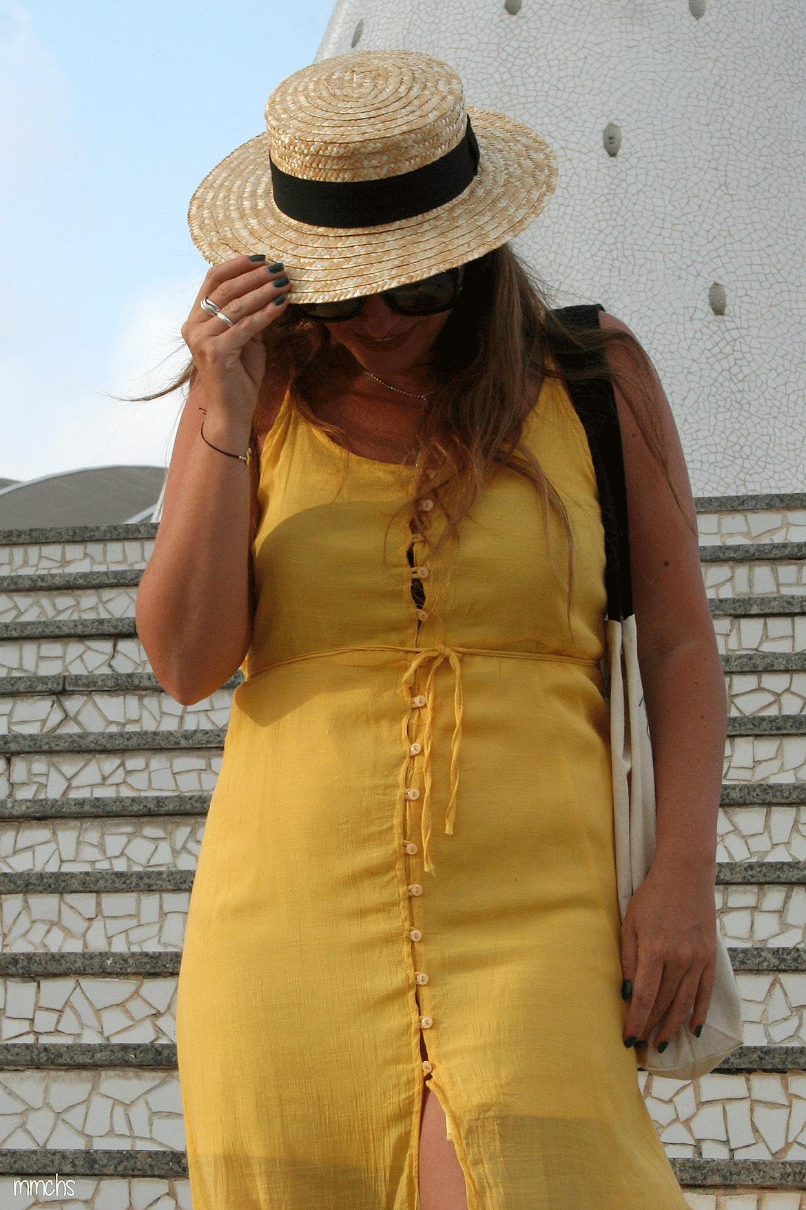 canotier Sombreros Albero