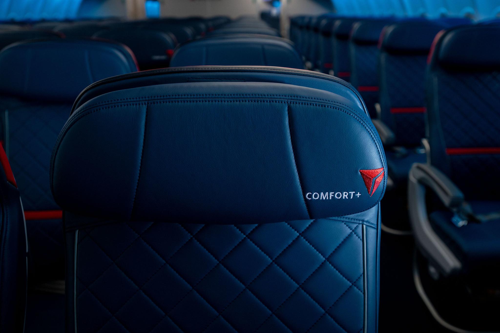 Delta Comfort+