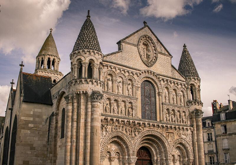 Notre-Dame-la-Grande Poitiers