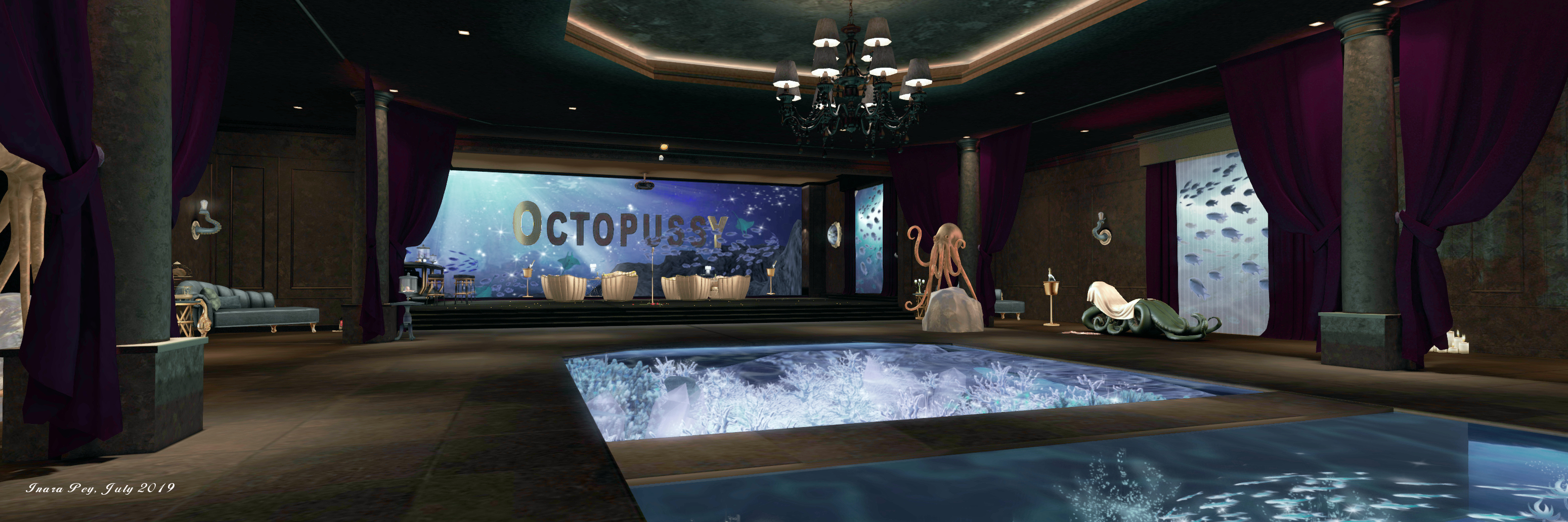 ][Octopussy][ goes Cuba; Inara Pey, July 2019, on Flickr