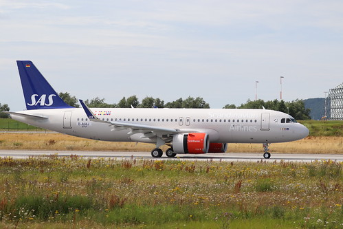 A320neo SAS Scandinavian Airlines SE-ROR | by XFW-Spotter