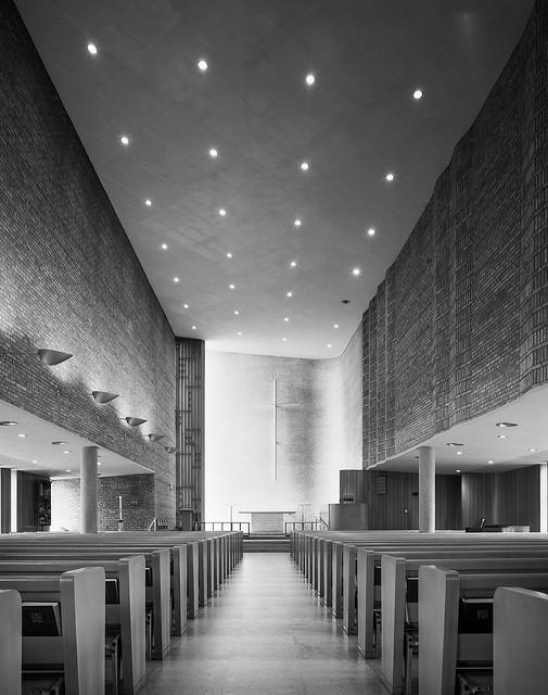 Christ Church Lutheran   Minneapolis, MN   Eliel Saarinen with Hills, Gilbertson & Hayes