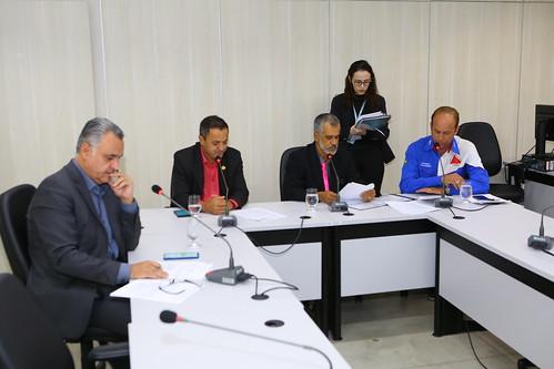 20ª Reunião Ordinária - Comissão de Saúde e Saneamento