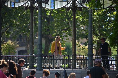Woody Allen Donostian