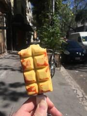 Mango Chamoy Paleta