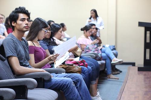 Se realiza asignación de prácticas profesionales a alumnos de la FADU.