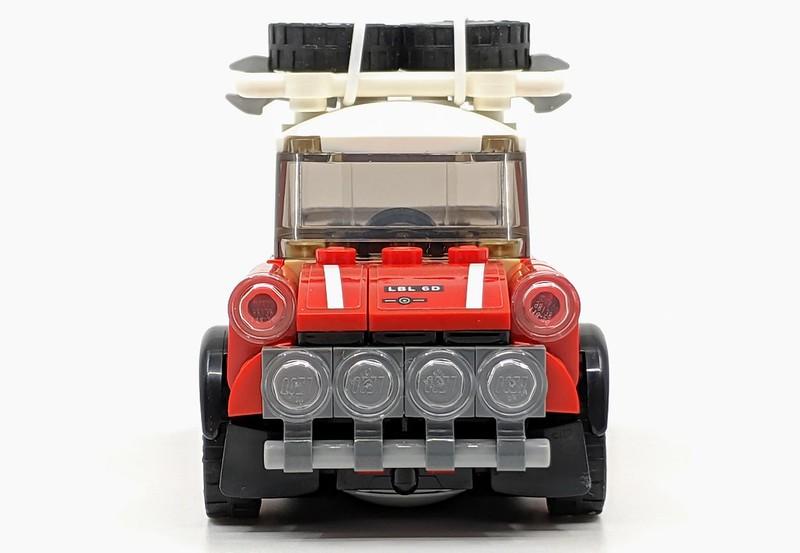 LEGO Mini Rally Forza Horizon 41624