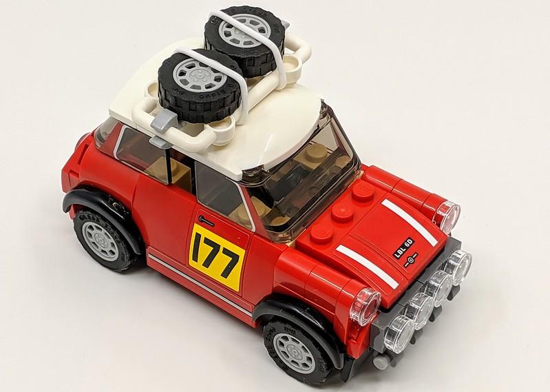 LEGO Mini Rally Forza Horizon 41557