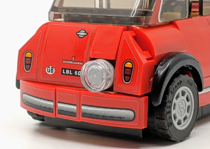 LEGO Mini Rally Forza Horizon 41525