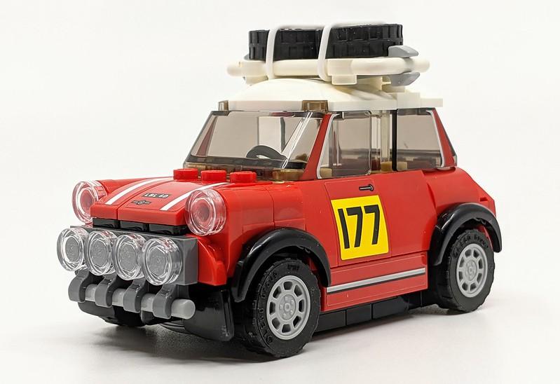 LEGO Mini Rally Forza Horizon 41300