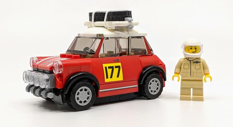 LEGO Mini Rally Forza Horizon 41238