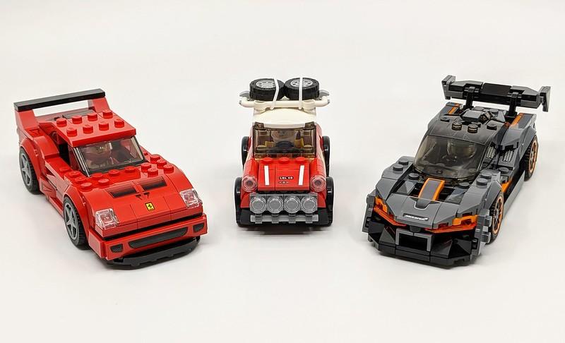 LEGO Mini Rally Forza Horizon 42454