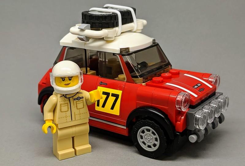 LEGO Mini Rally Forza Horizon 42009