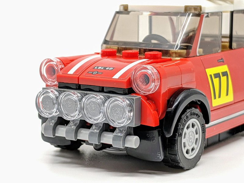 LEGO Mini Rally Forza Horizon 41413