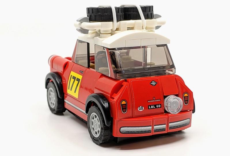 LEGO Mini Rally Forza Horizon 41352