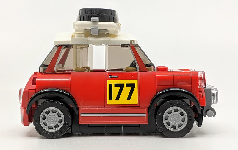 LEGO Mini Rally Forza Horizon 41324