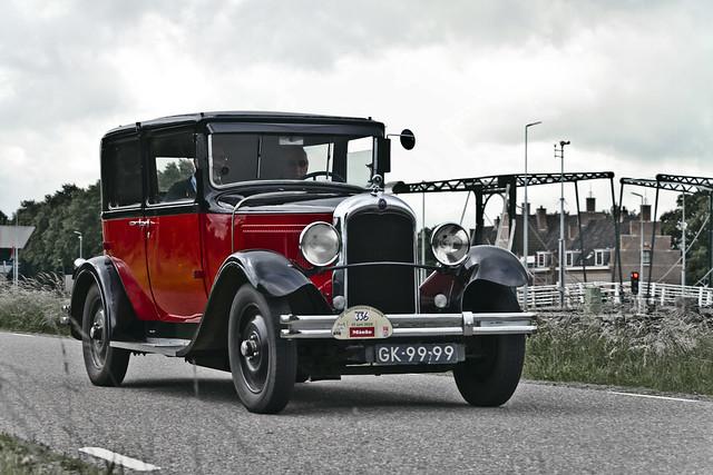 Citroën (A)C4 Conduite Interieure 1932 (6854)